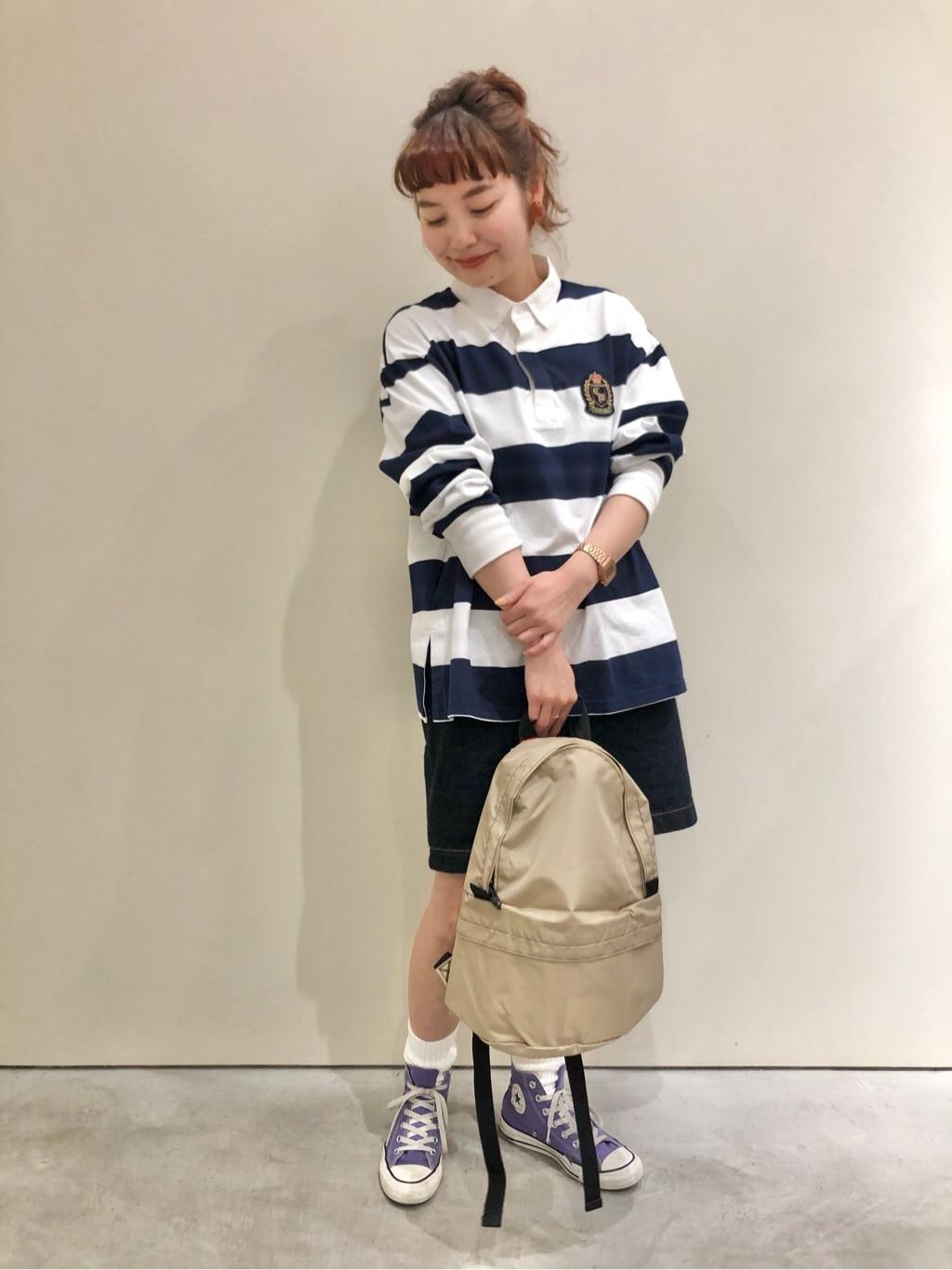 CHILD WOMAN , PAR ICI 新宿ミロード 2021.04.23