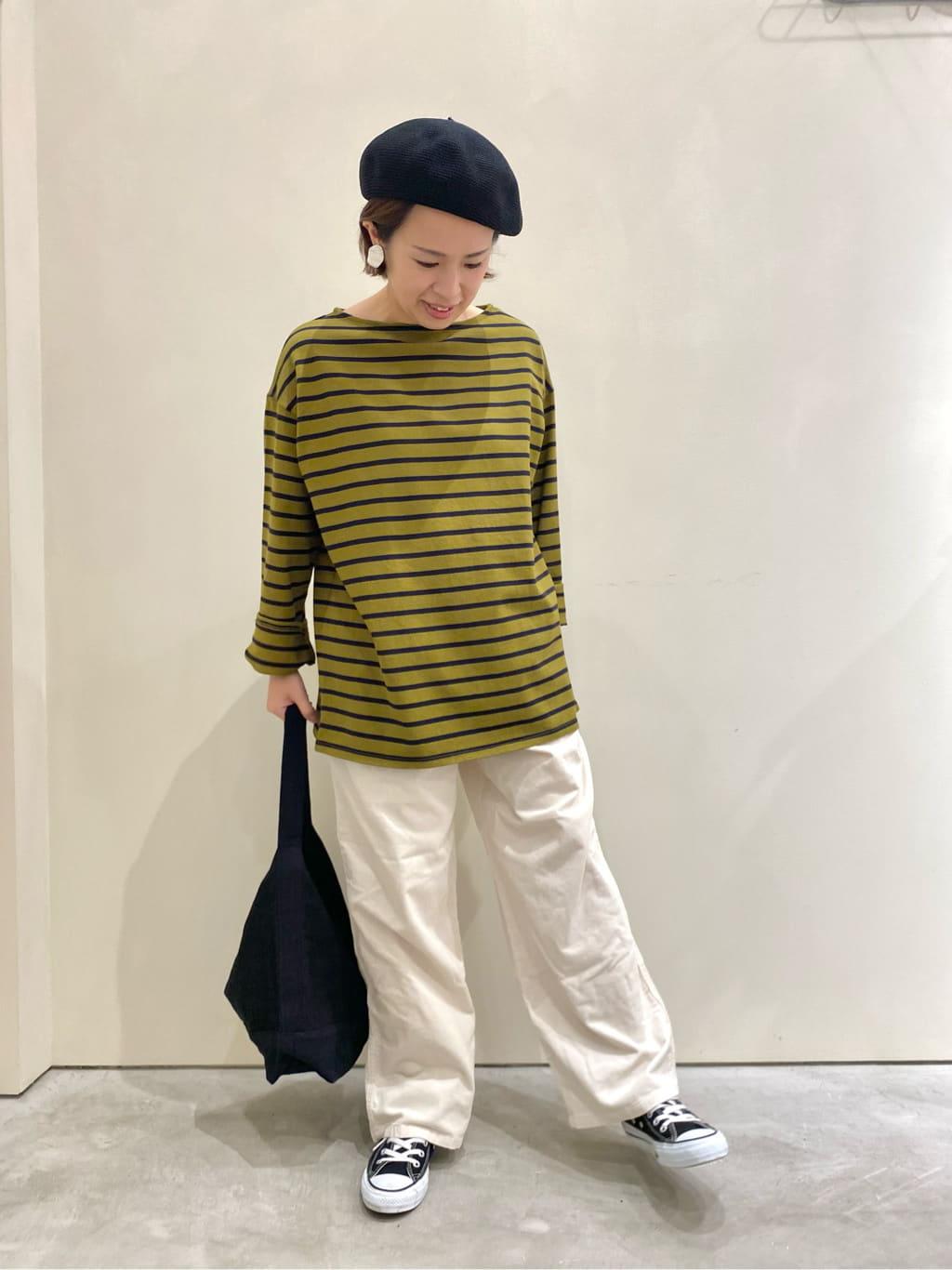 - CHILD WOMAN CHILD WOMAN , PAR ICI ルミネ池袋 身長:155cm 2021.08.24