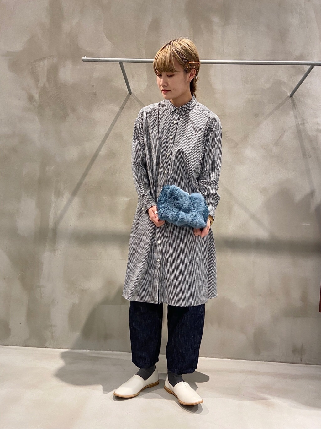 bulle de savon 渋谷スクランブルスクエア 身長:160cm 2020.09.12