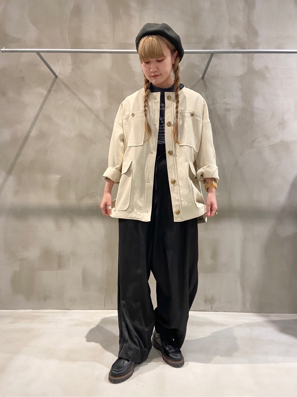 bulle de savon 渋谷スクランブルスクエア 身長:160cm 2020.09.10