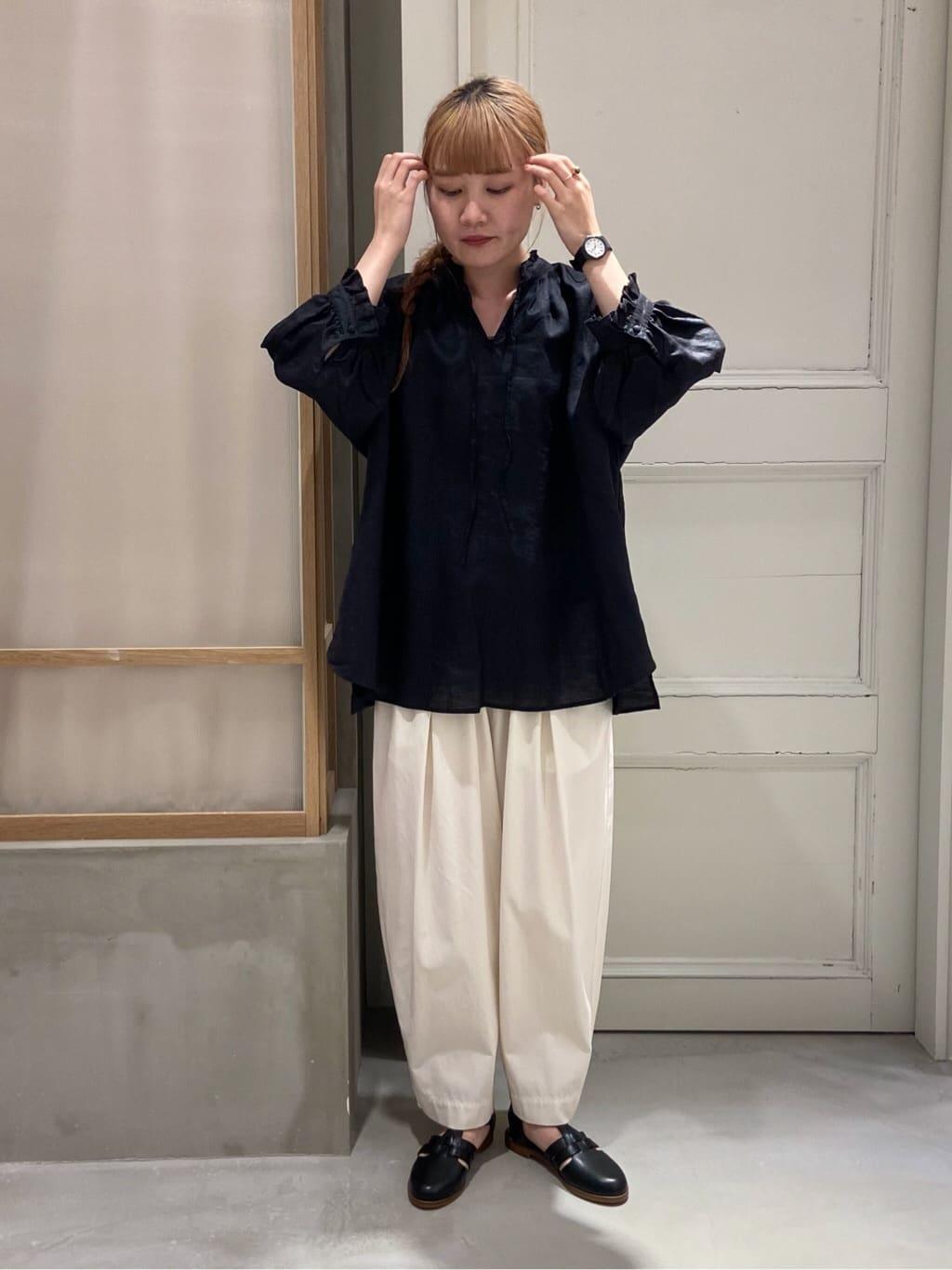 bulle de savon 渋谷スクランブルスクエア 身長:160cm 2021.08.14