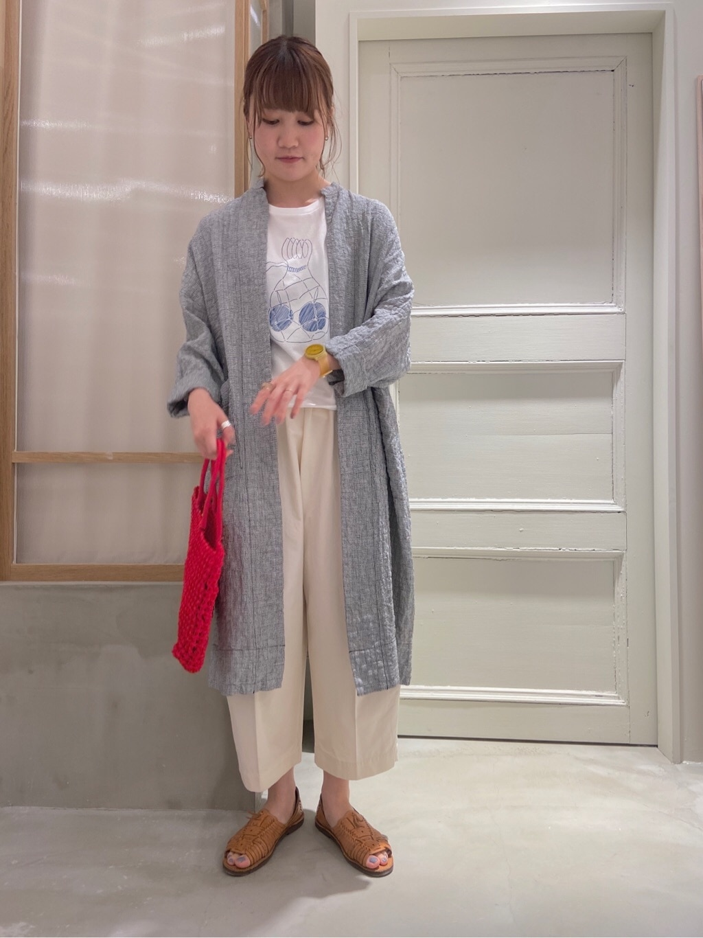 bulle de savon 渋谷スクランブルスクエア 身長:160cm 2020.06.11