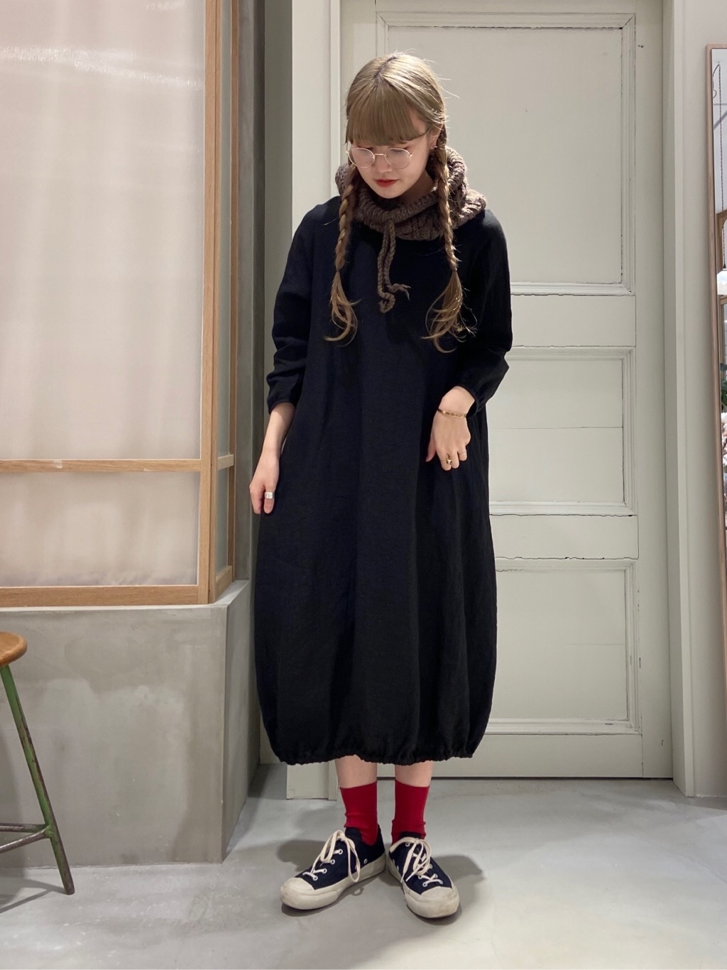 bulle de savon 渋谷スクランブルスクエア 身長:160cm 2020.10.08