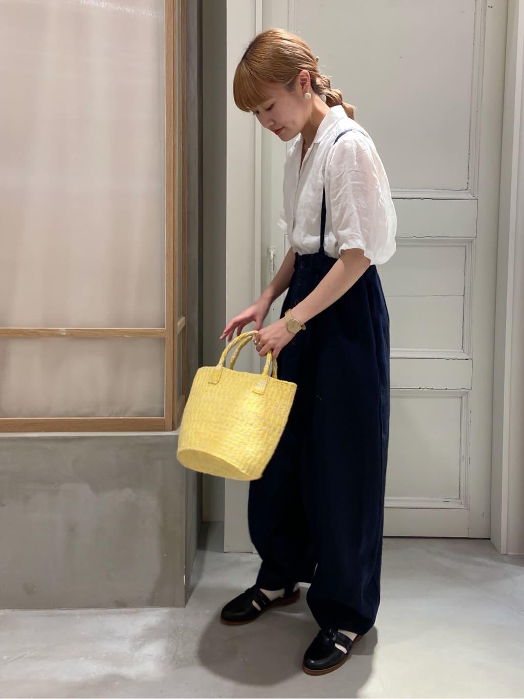 bulle de savon 渋谷スクランブルスクエア 身長:160cm 2021.06.22