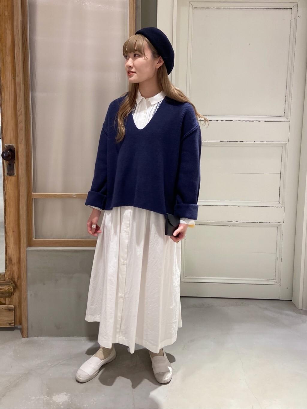 bulle de savon 渋谷スクランブルスクエア 身長:160cm 2020.12.24