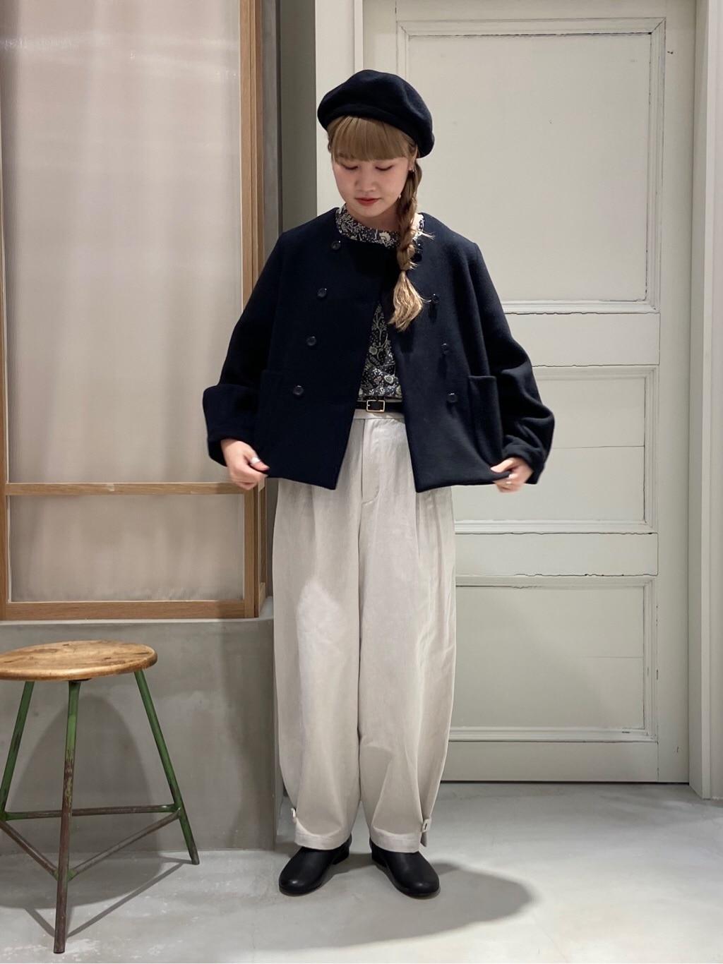 bulle de savon 渋谷スクランブルスクエア 身長:160cm 2020.10.27