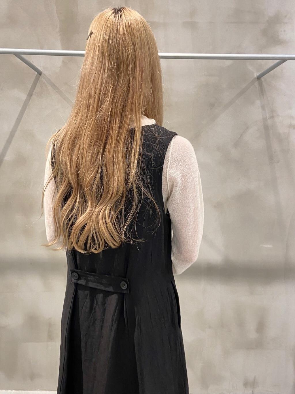 bulle de savon 渋谷スクランブルスクエア 身長:160cm 2020.09.26