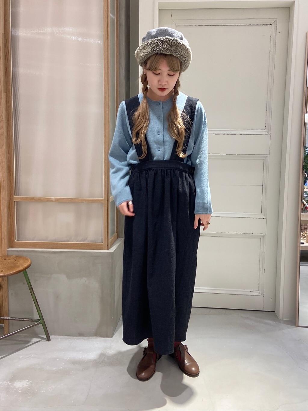 bulle de savon 渋谷スクランブルスクエア 身長:160cm 2020.11.16