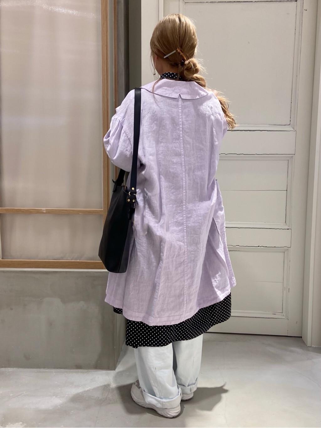 bulle de savon 渋谷スクランブルスクエア 身長:160cm 2021.03.12