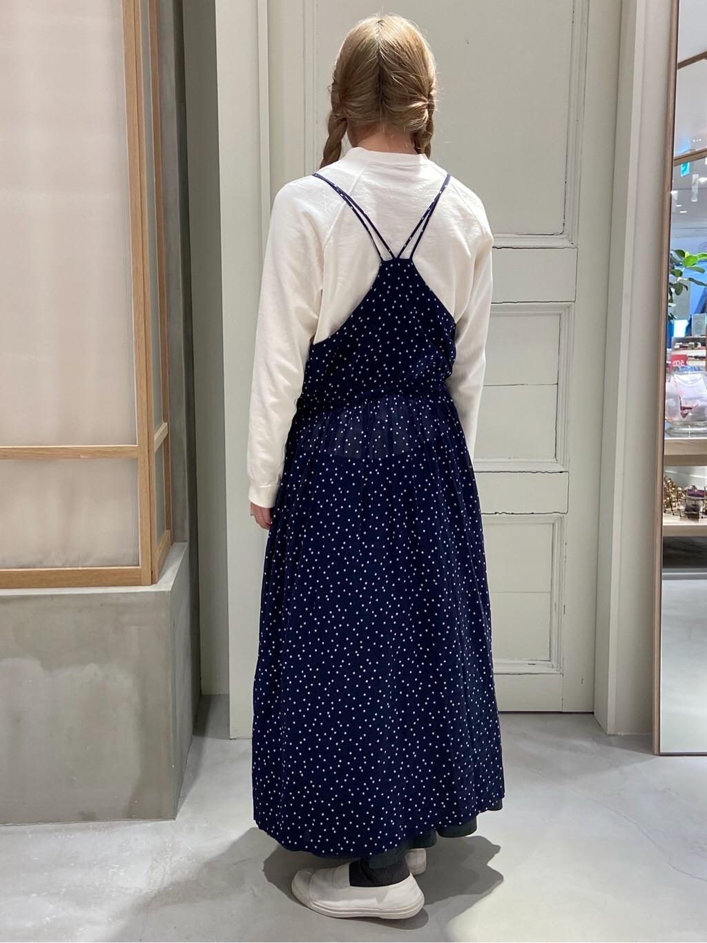 bulle de savon 渋谷スクランブルスクエア 身長:160cm 2021.01.15