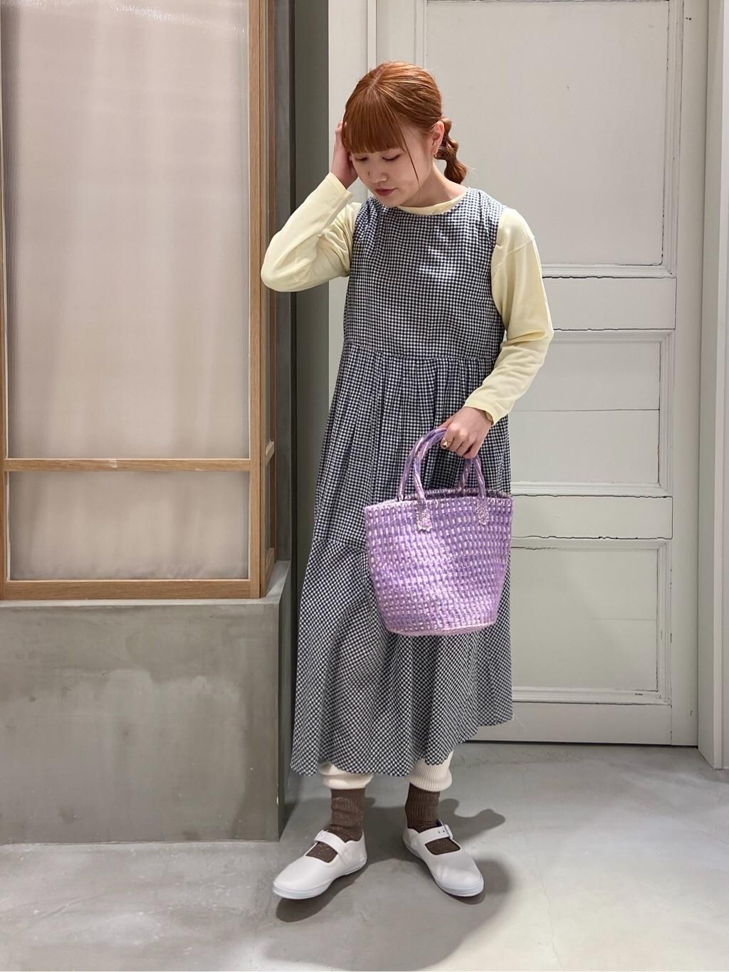 bulle de savon 渋谷スクランブルスクエア 身長:160cm 2021.04.07