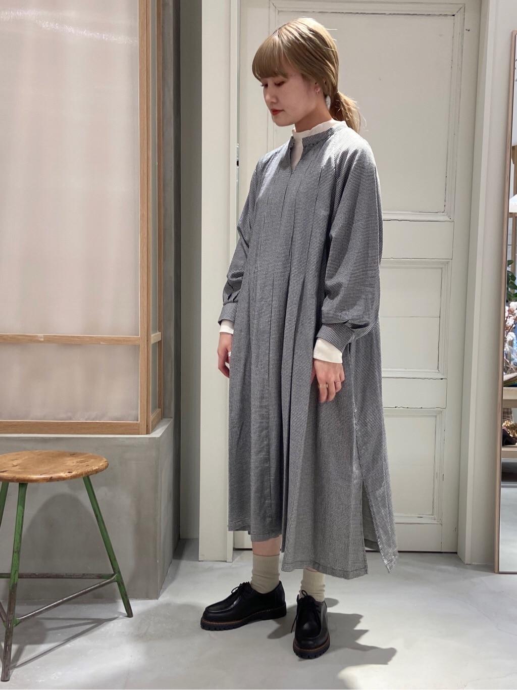 bulle de savon 渋谷スクランブルスクエア 身長:160cm 2020.10.19