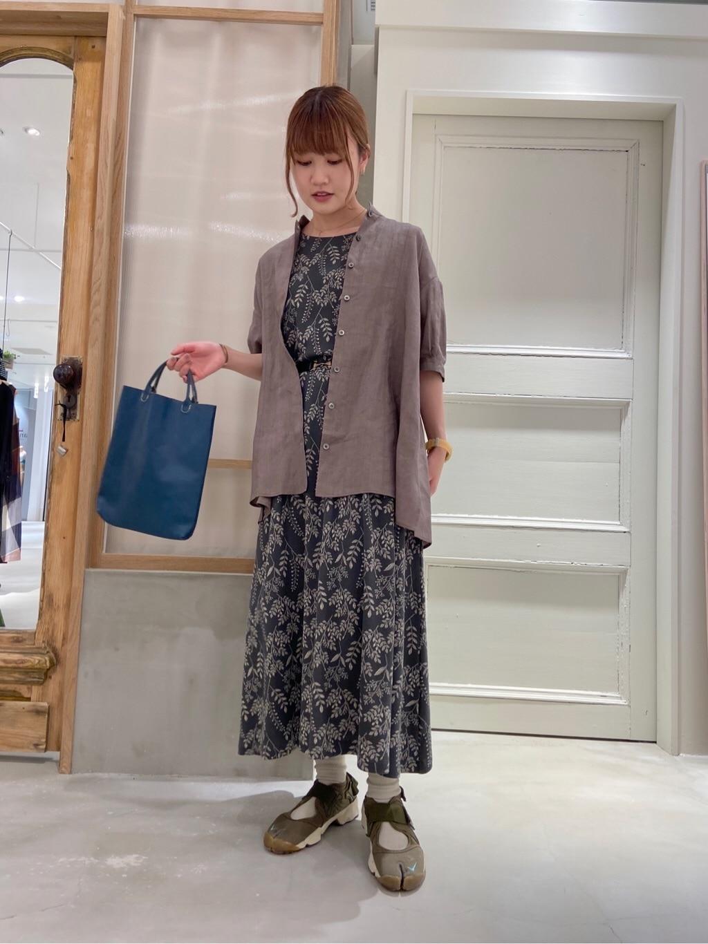 bulle de savon 渋谷スクランブルスクエア 身長:160cm 2020.06.19