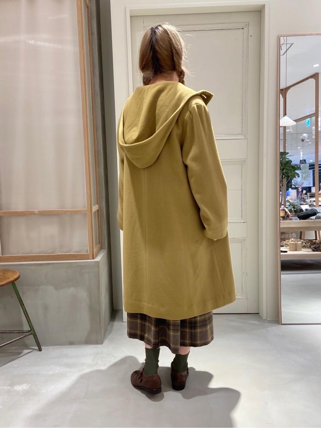 bulle de savon 渋谷スクランブルスクエア 身長:160cm 2020.10.12