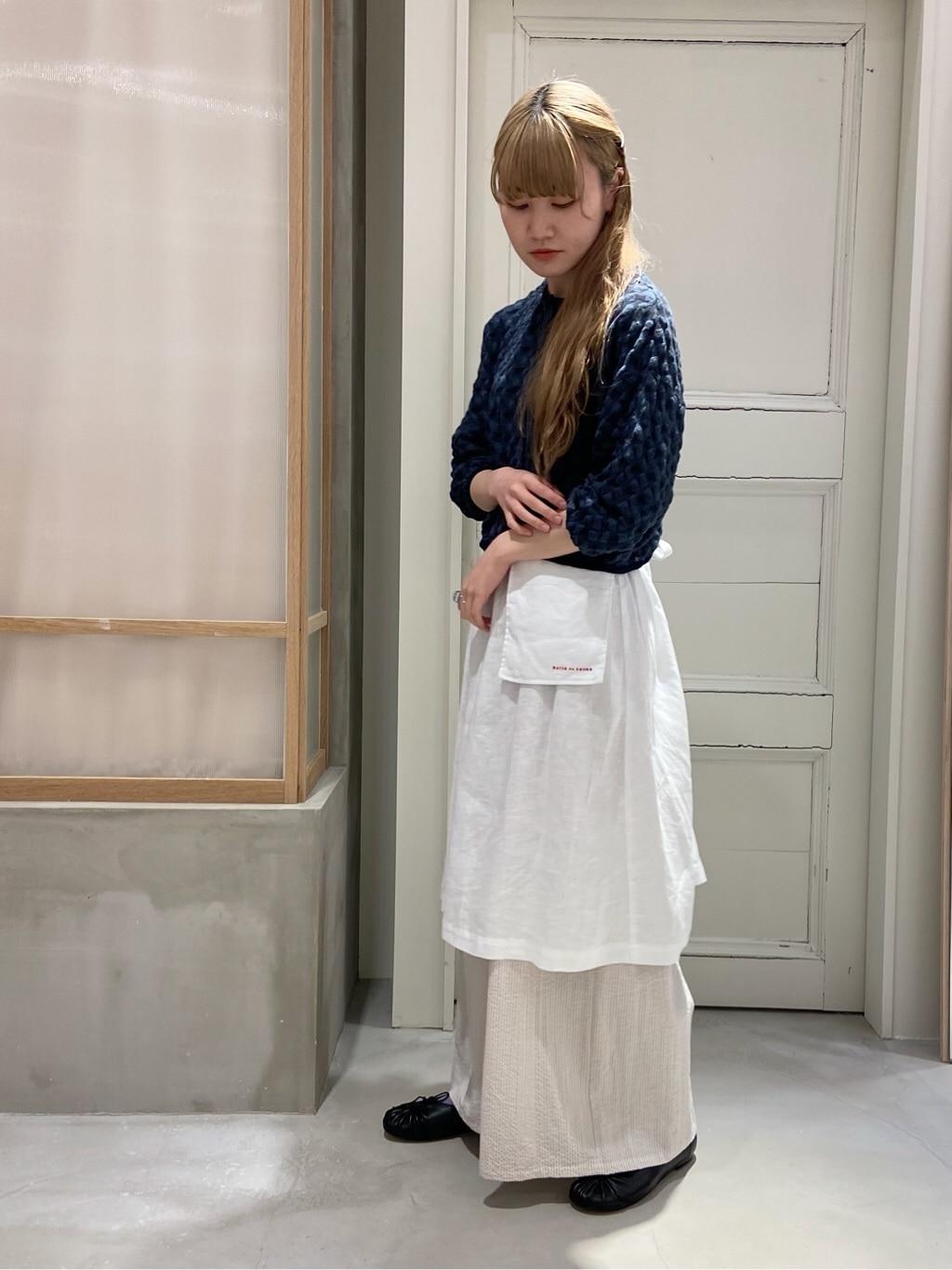bulle de savon 渋谷スクランブルスクエア 身長:160cm 2021.03.21