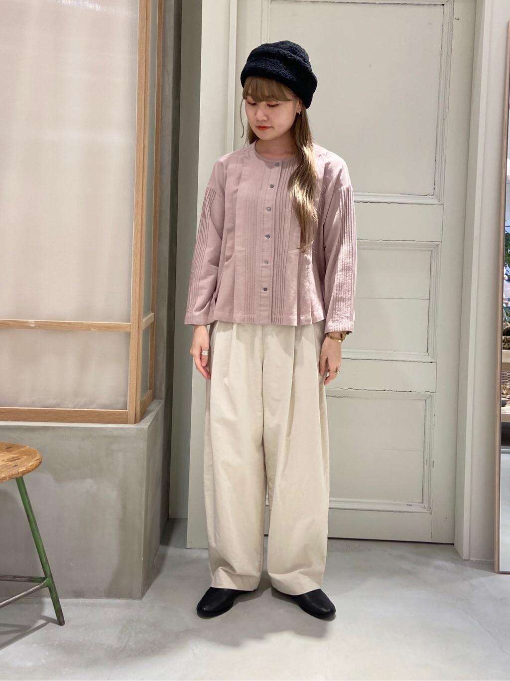 bulle de savon 渋谷スクランブルスクエア 身長:160cm 2020.10.05