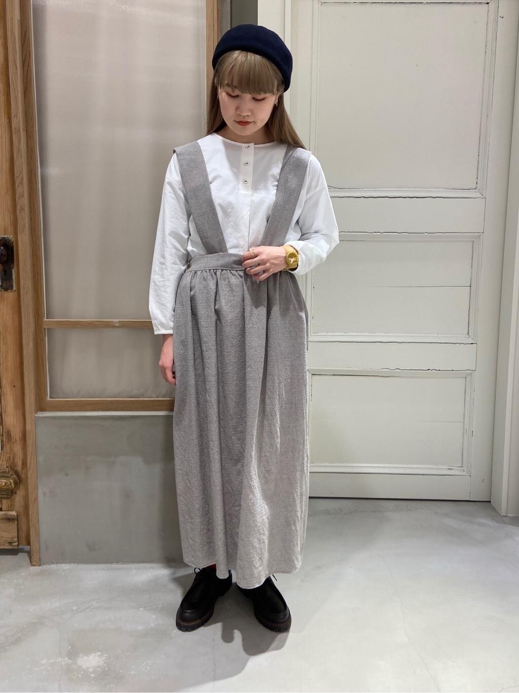 bulle de savon 渋谷スクランブルスクエア 身長:160cm 2020.12.15