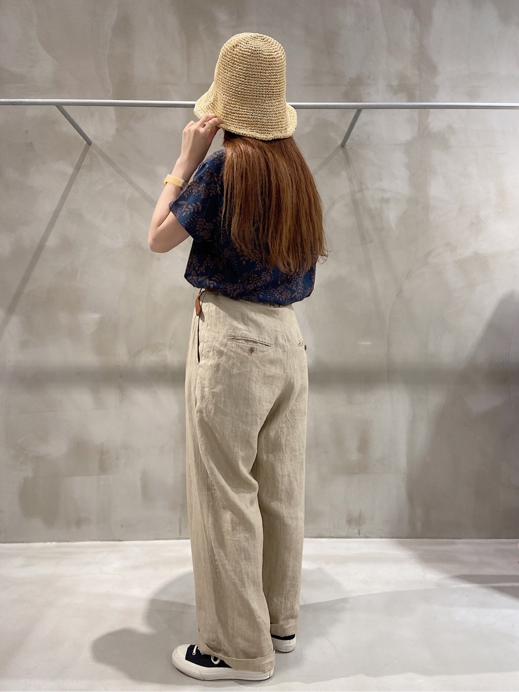 bulle de savon 渋谷スクランブルスクエア 身長:160cm 2020.06.05
