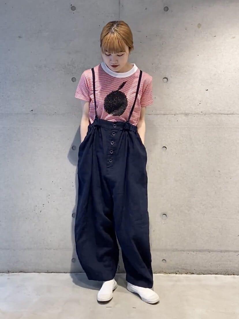 bulle de savon 渋谷スクランブルスクエア 身長:160cm 2021.07.21