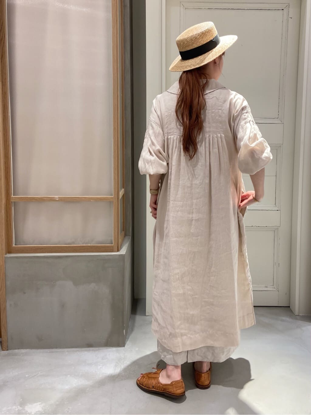 bulle de savon 渋谷スクランブルスクエア 身長:160cm 2021.07.10