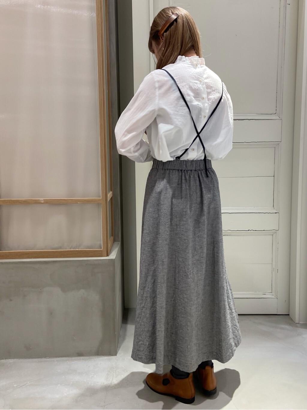 bulle de savon 渋谷スクランブルスクエア 身長:160cm 2021.02.20
