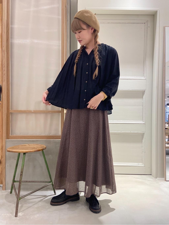 bulle de savon 渋谷スクランブルスクエア 身長:160cm 2020.08.18