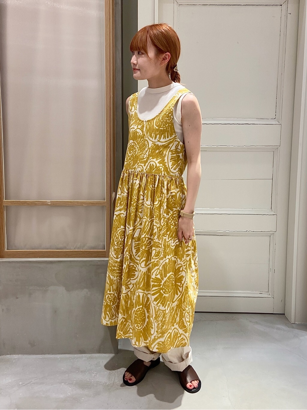 bulle de savon 渋谷スクランブルスクエア 身長:160cm 2021.05.29
