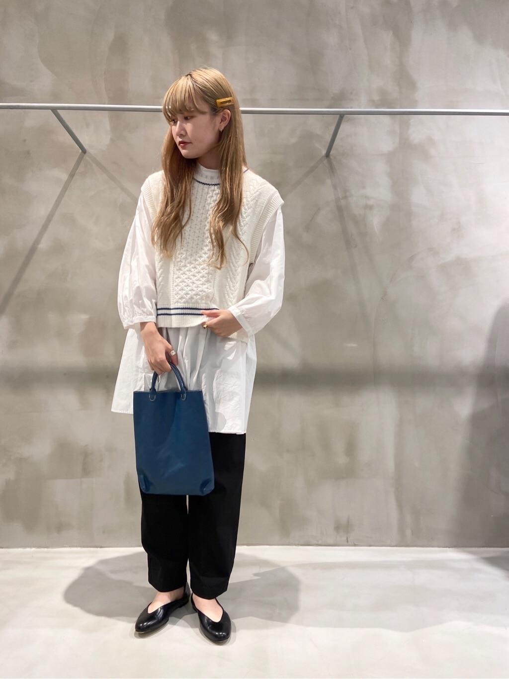 bulle de savon 渋谷スクランブルスクエア 身長:160cm 2020.09.14