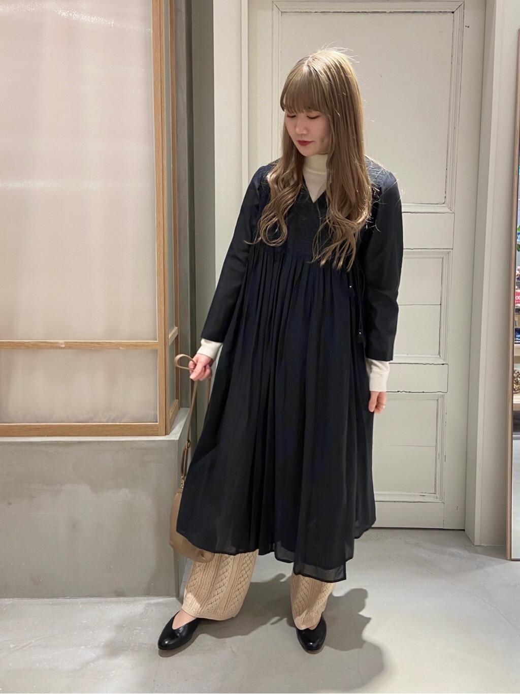 bulle de savon 渋谷スクランブルスクエア 身長:160cm 2021.01.04