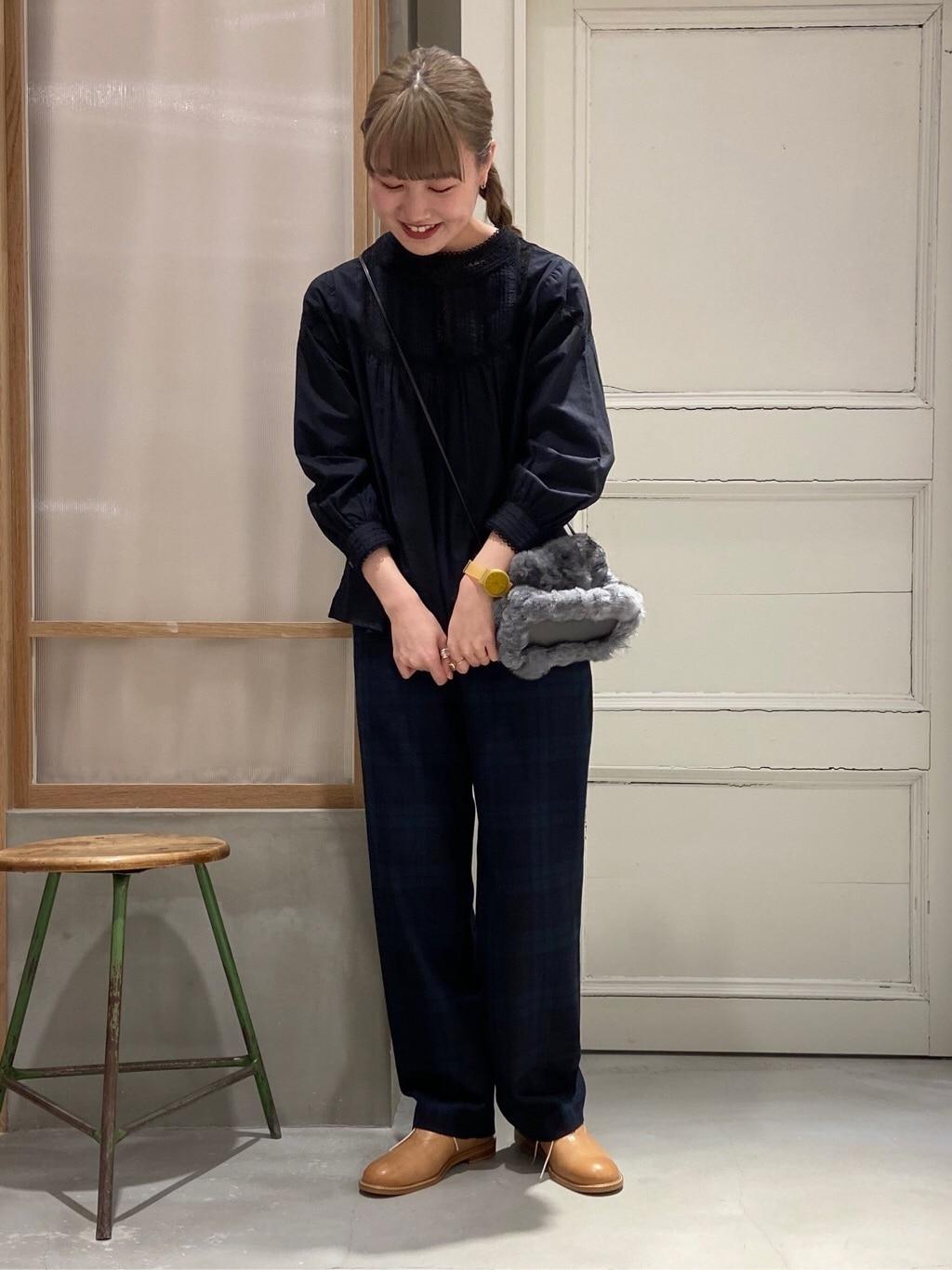 bulle de savon 渋谷スクランブルスクエア 身長:160cm 2020.11.30
