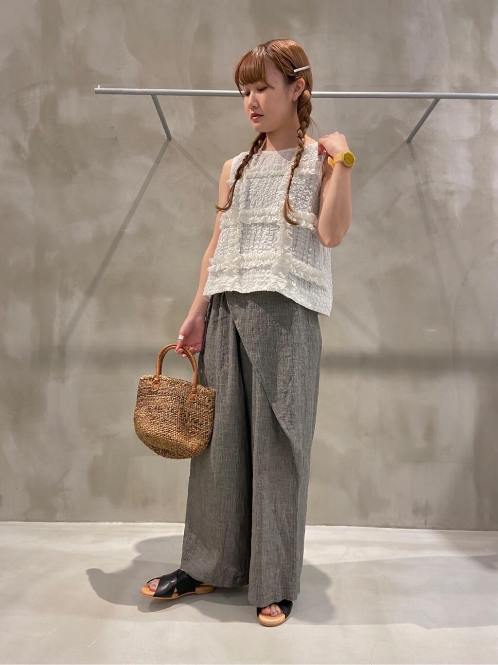 bulle de savon 渋谷スクランブルスクエア 身長:160cm 2020.06.22