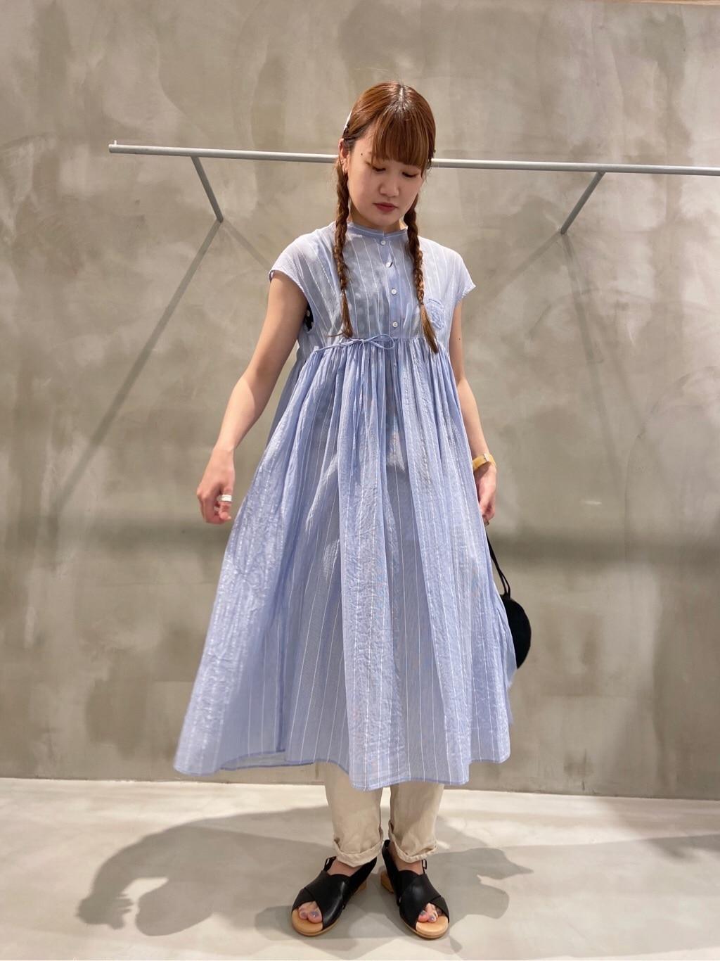 bulle de savon 渋谷スクランブルスクエア 身長:160cm 2020.06.23