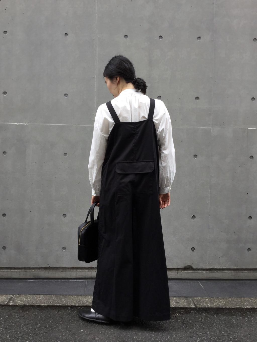 l'atelier du savon 代官山路面 身長:157cm 2020.09.25