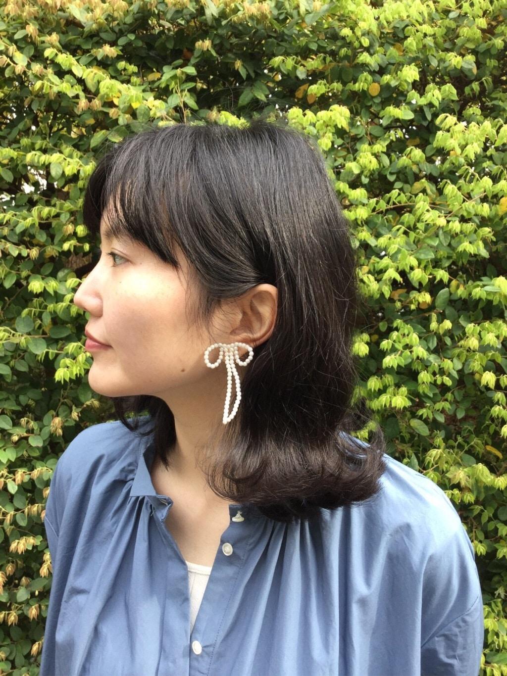 l'atelier du savon 代官山路面 身長:157cm 2020.04.14