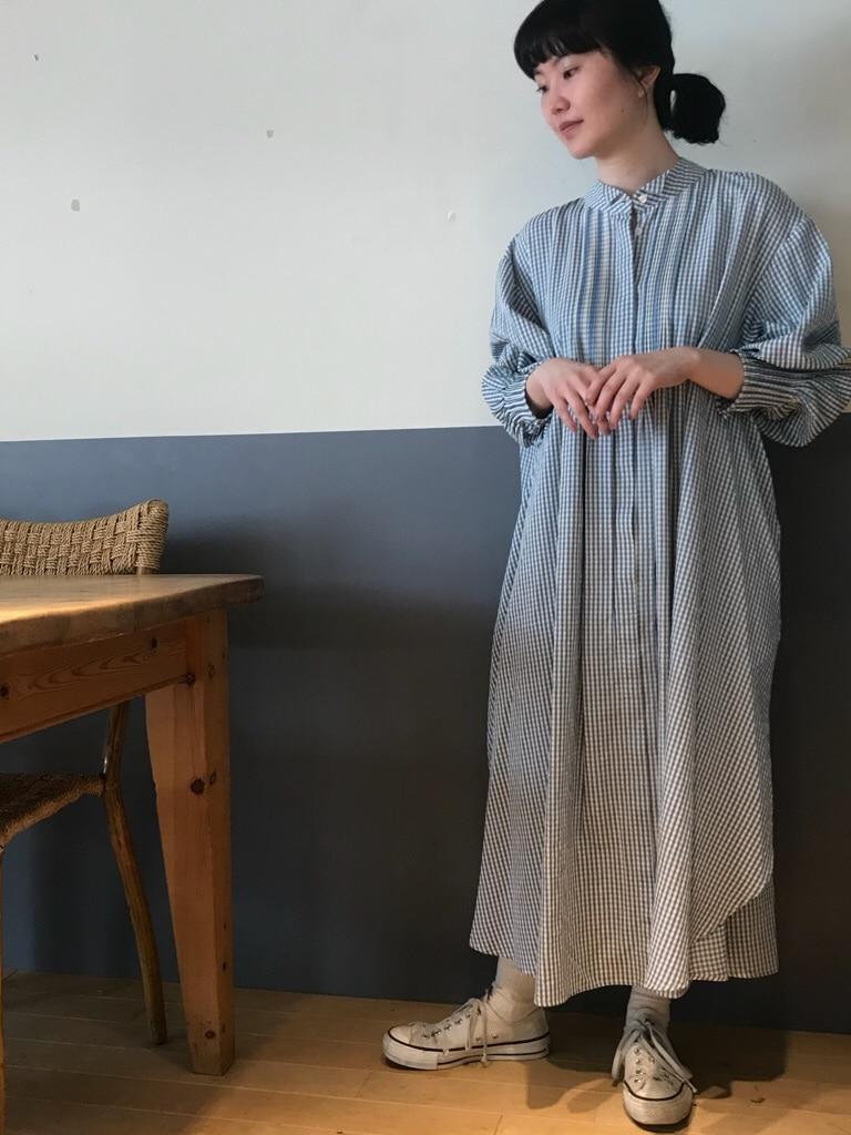 l'atelier du savon 代官山路面 身長:157cm 2020.05.12