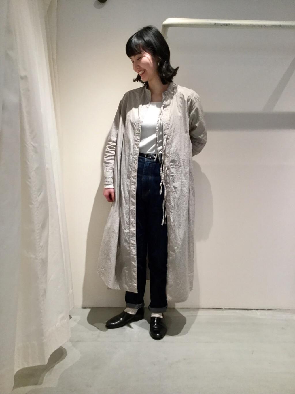 l'atelier du savon 代官山路面 身長:158cm 2020.01.29