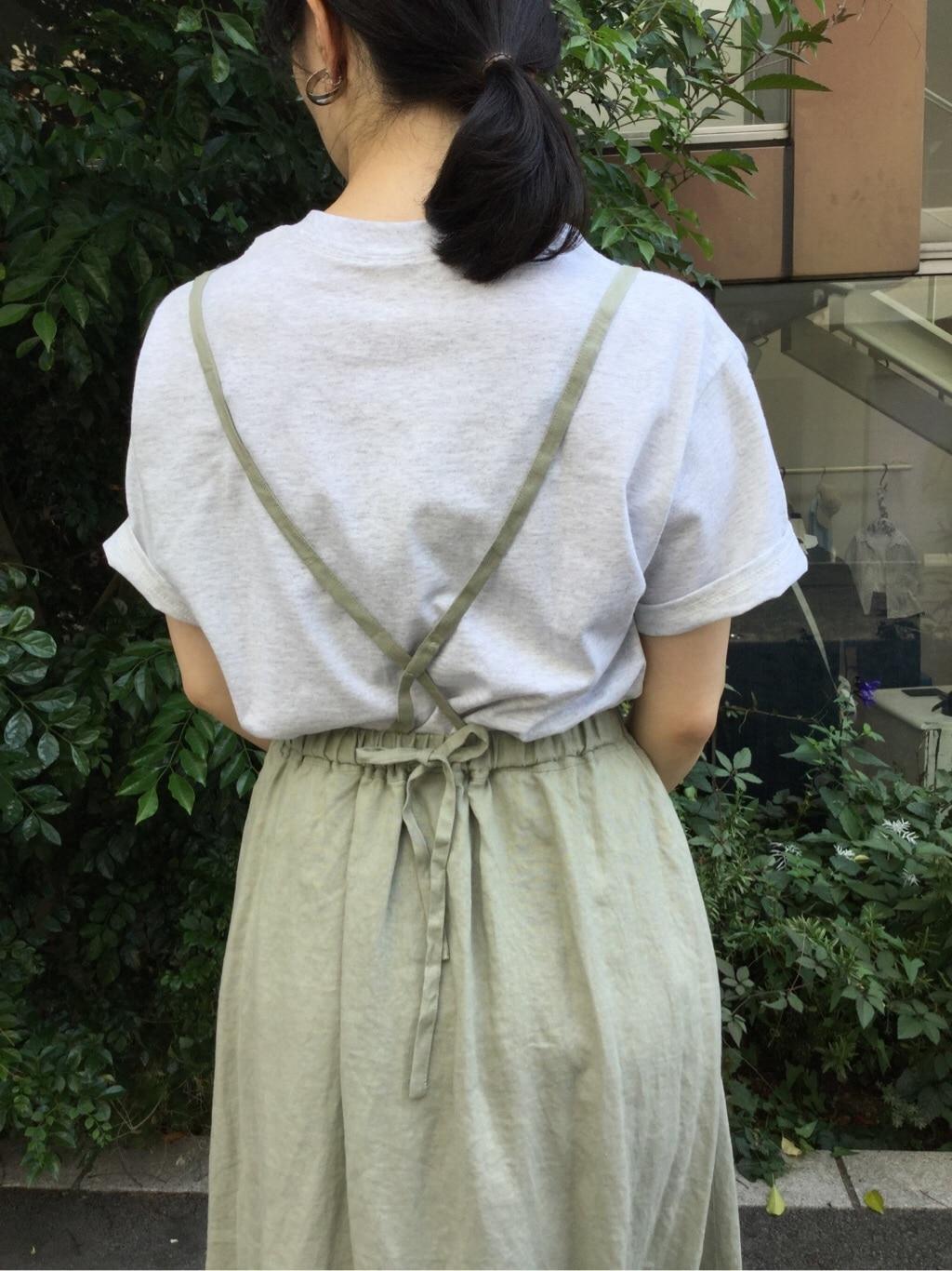 l'atelier du savon 代官山路面 身長:157cm 2020.06.10