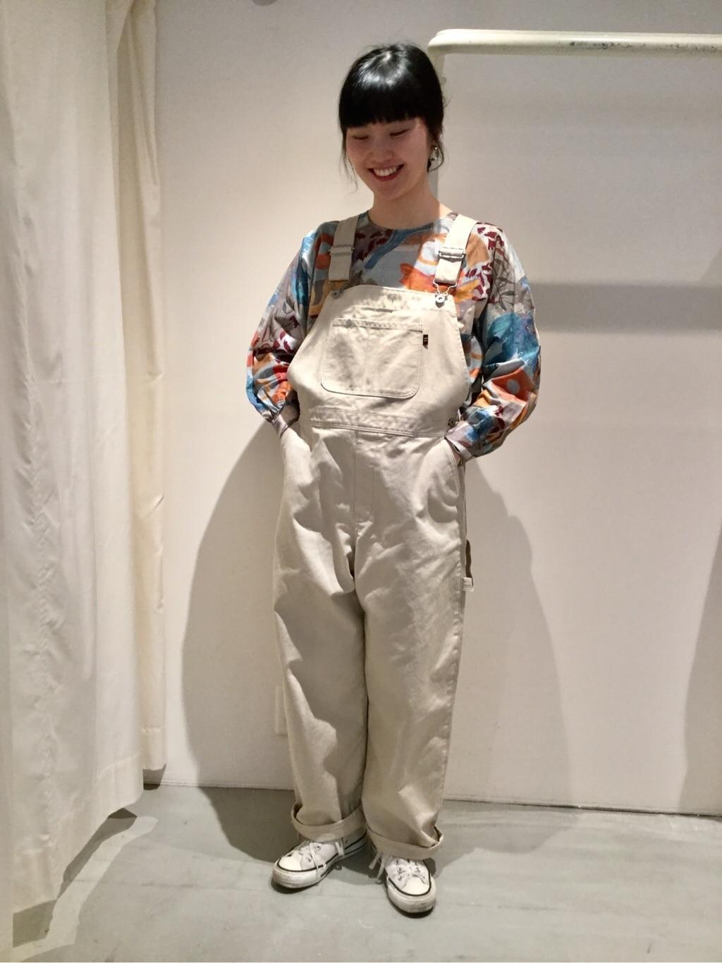 l'atelier du savon 代官山路面 身長:157cm 2020.03.11