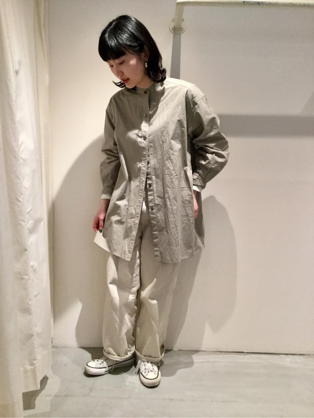 l'atelier du savon 代官山路面 身長:157cm 2020.03.04