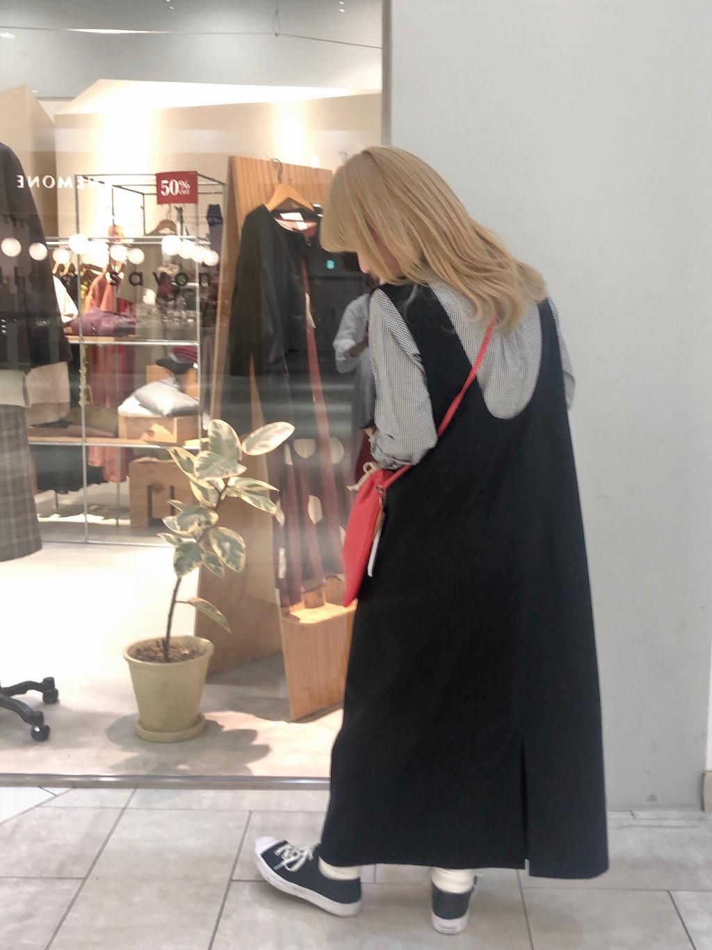 bulle de savon 阪急西宮ガーデンズ 身長:152cm 2020.01.31