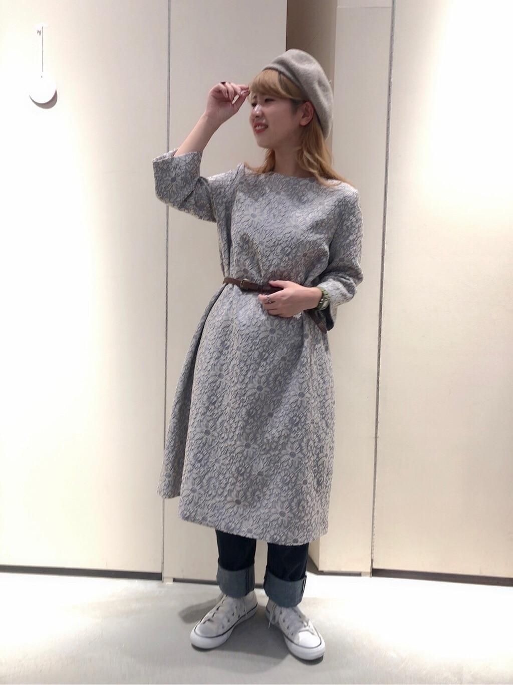 bulle de savon 阪急西宮ガーデンズ 身長:152cm 2019.10.05
