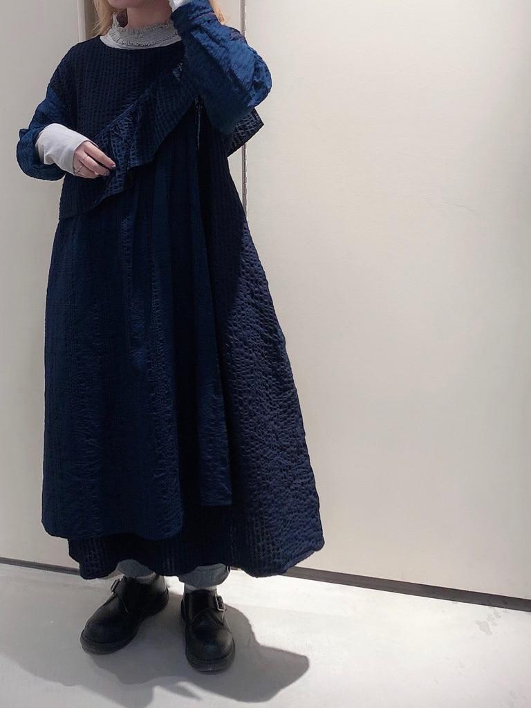 bulle de savon 阪急西宮ガーデンズ 身長:152cm 2020.03.05