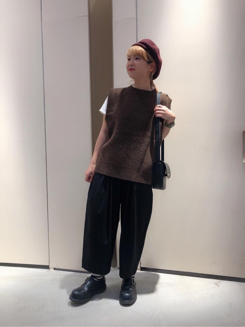 bulle de savon 阪急西宮ガーデンズ 身長:152cm 2019.09.04