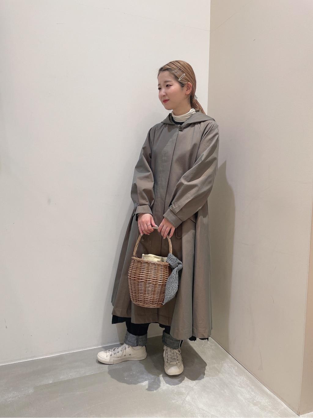bulle de savon 阪急西宮ガーデンズ 身長:152cm 2021.03.09