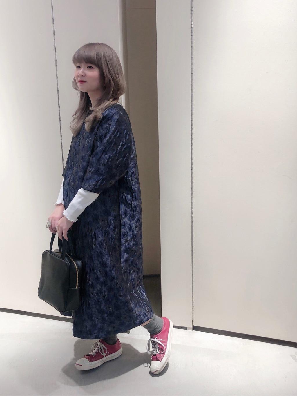 bulle de savon 阪急西宮ガーデンズ 身長:152cm 2020.03.25