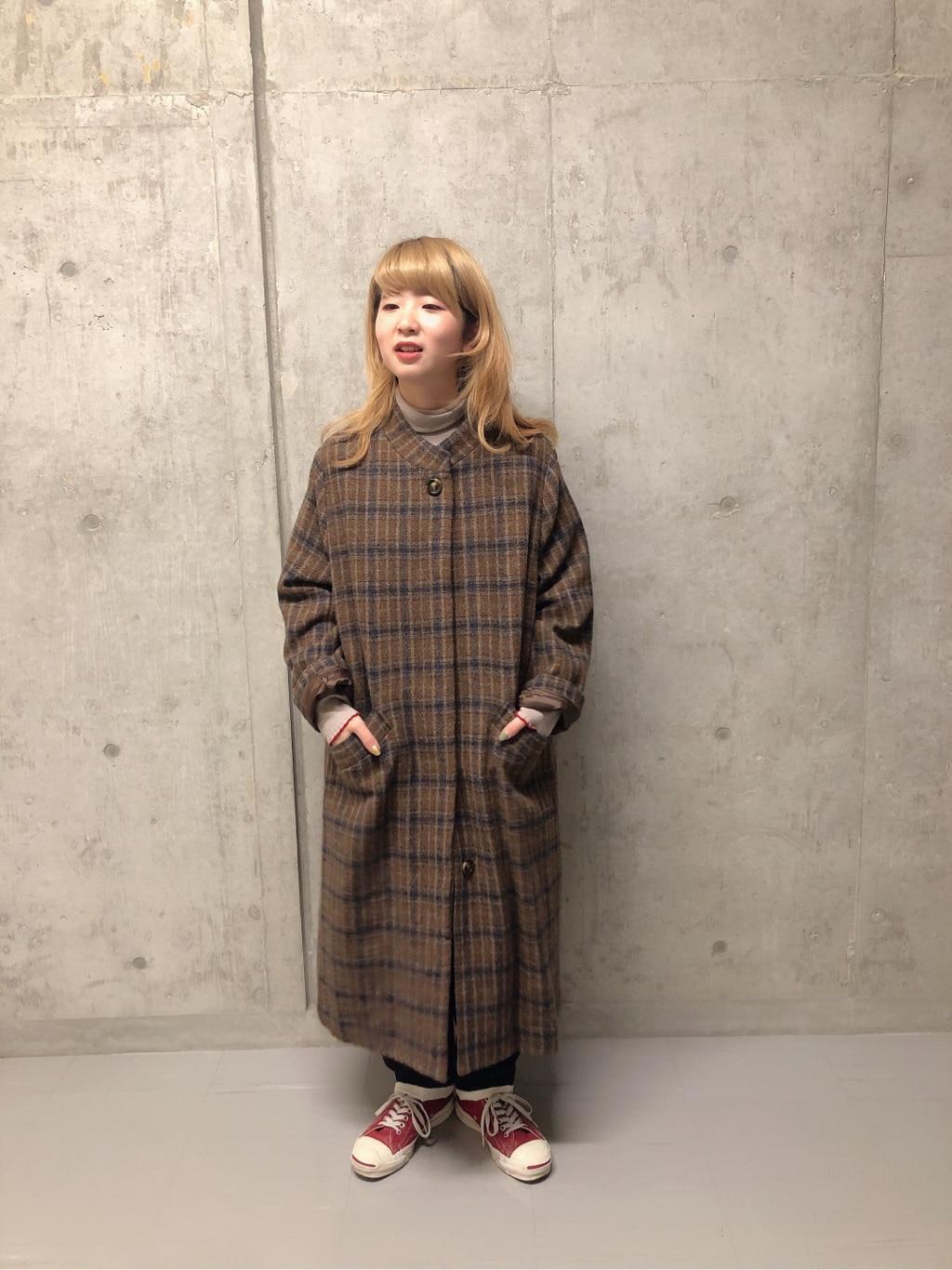 bulle de savon 阪急西宮ガーデンズ 身長:152cm 2019.11.07