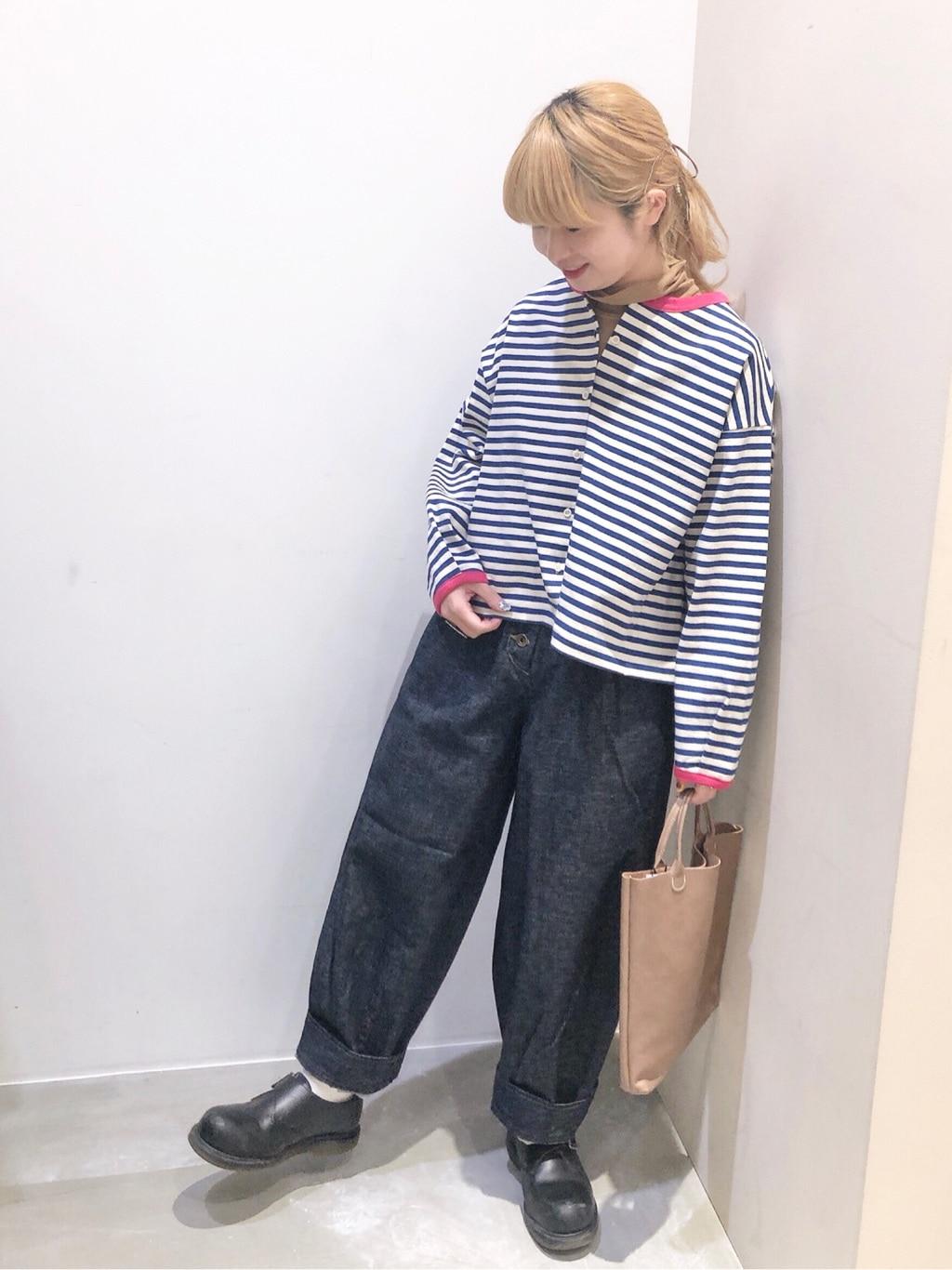 bulle de savon 阪急西宮ガーデンズ 身長:152cm 2020.02.25