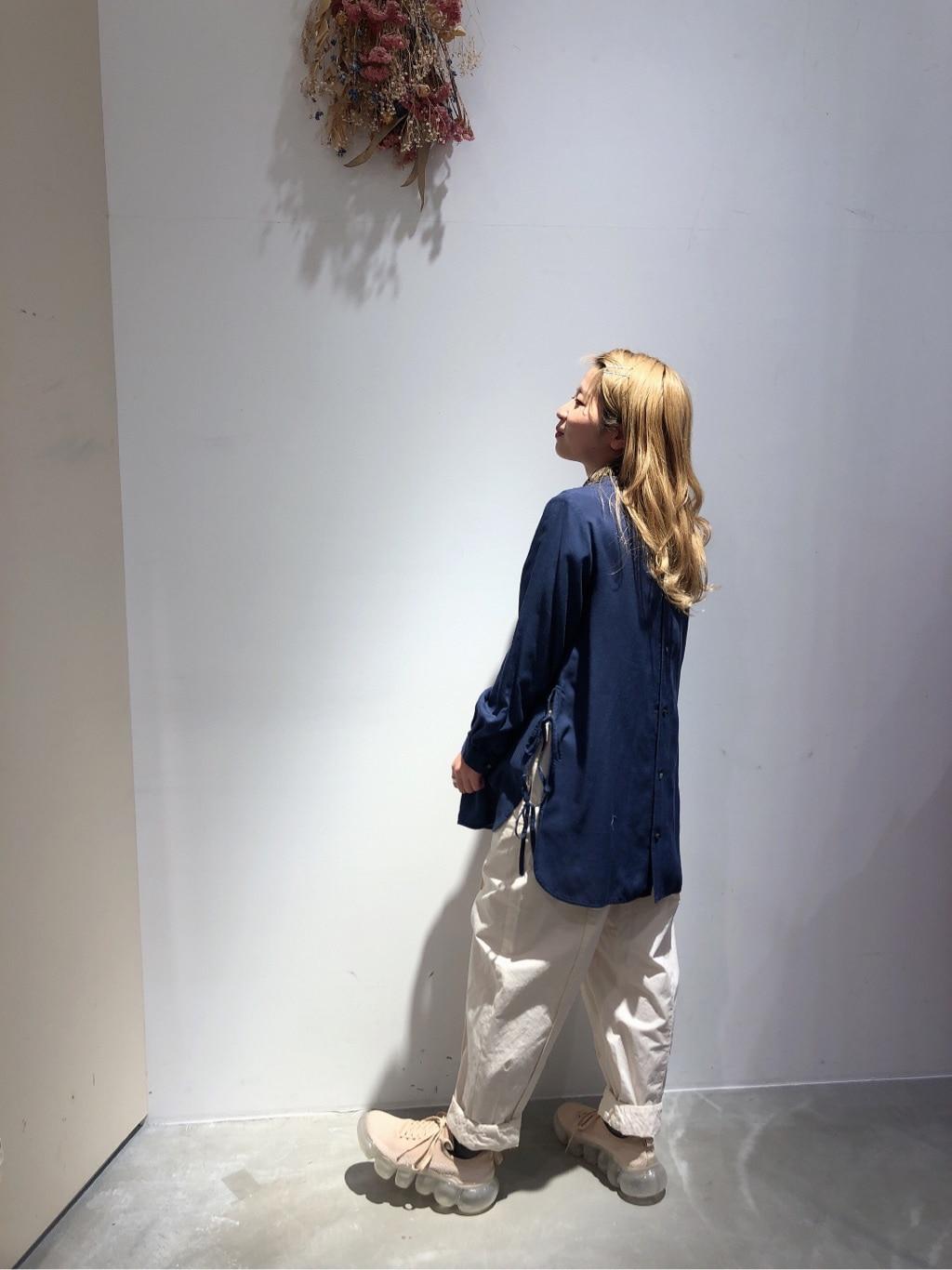 bulle de savon 阪急西宮ガーデンズ 身長:152cm 2020.04.17