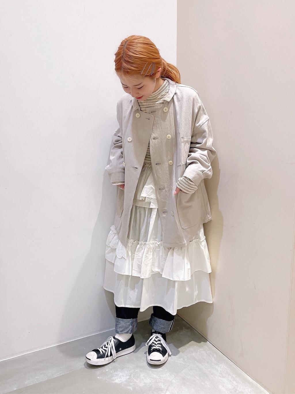 bulle de savon 阪急西宮ガーデンズ 身長:152cm 2021.04.06
