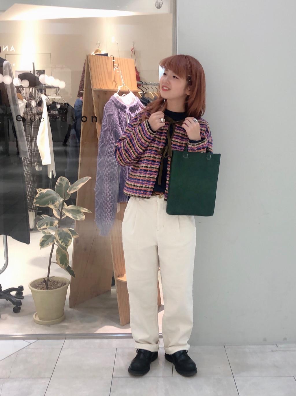 bulle de savon 阪急西宮ガーデンズ 身長:152cm 2019.11.25